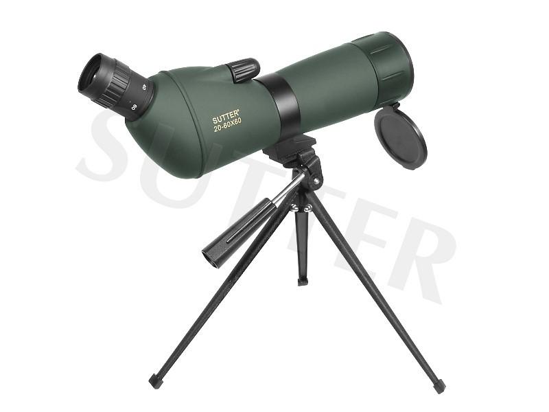 Cannocchiale SUTTER® 20-60x60 Verde