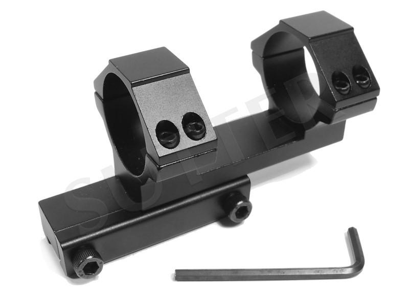 Stabile gekröpfte Montageschiene 11-13mm d=30mm
